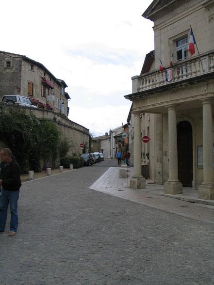 Bild: Hôtel de Ville, Grignan