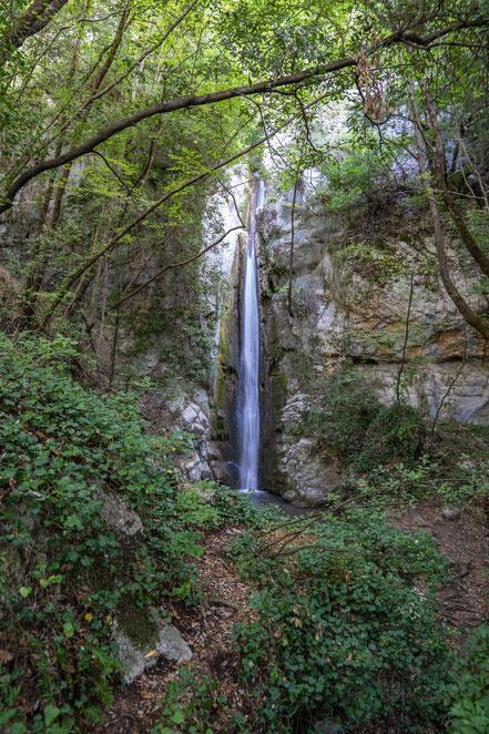 "Bild: Wasserfälle ""Cascades du Sault du Loup"""