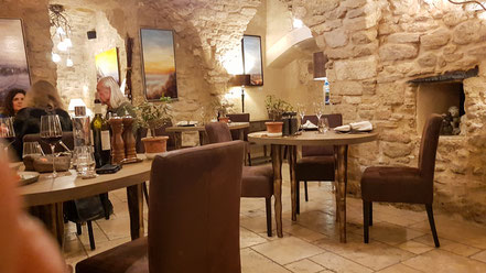 Bild: Restaurant L´arome in Bonnieux