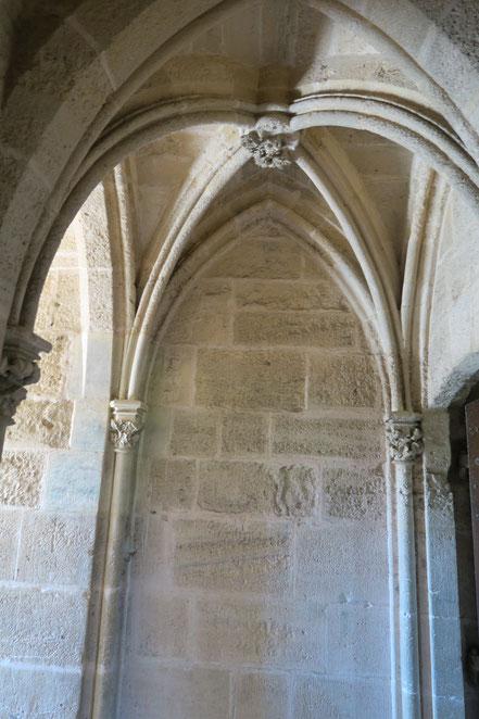 Bild: Im Innern des mehrgeschossigen Tour de Constance, Aigues-Mortes