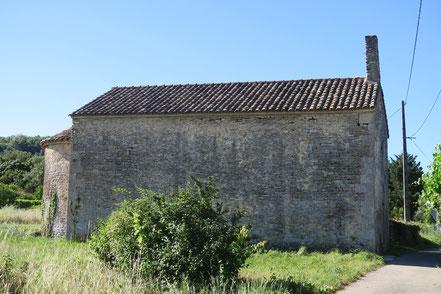 Bild: Chapelle Saint Laurent in Entrechaux