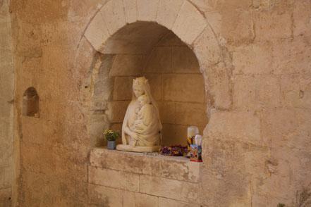 Bild: Abbaye de St.-Hiliaire bei Ménerbes