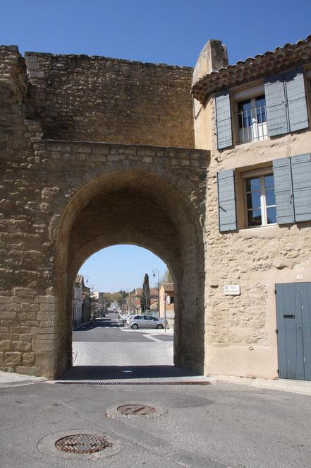 Bild: Port Aurouze in Courthezon