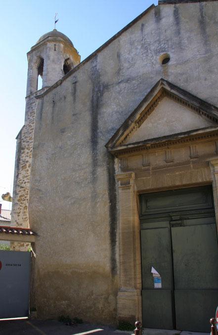 Bild: Chapelle des Pénitents Noirs in Monteux