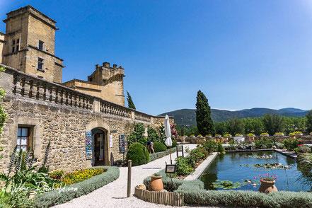 Bild: Château de Lourmarin