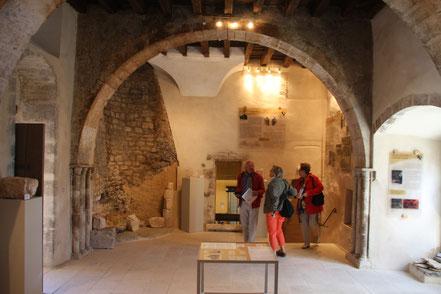 Bild: Schloss in Simiane-la-Rotonde