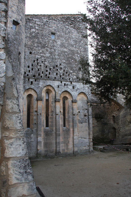 Bild: Priorat St. Hilaire bei Menerbes