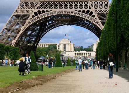 Bild: Champ de Mars, Paris