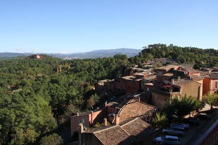 Bild: Roussillon Vaucluse