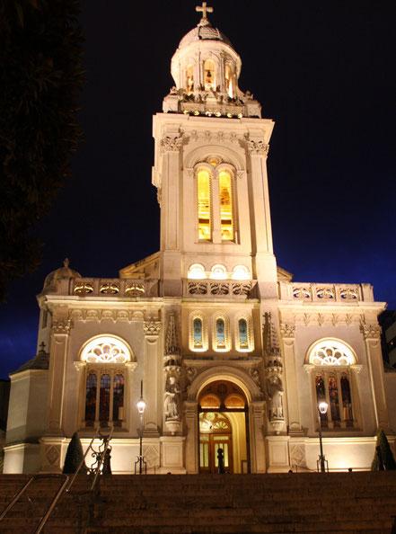 Bild: Èglise Saint Charles in Monte Carlo