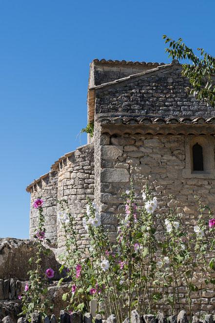 Bild: Église Nécropole Rupestre aus dem 12. Jh. in Gordes St. Pantaléon
