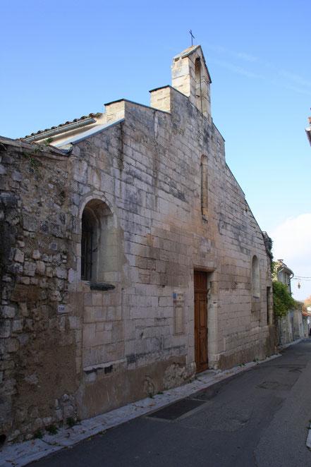 Bild: Chapelle des Penitentes Blances, Pernes-les-Fontaines