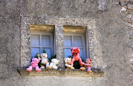 Bild: Fenster in der Provence