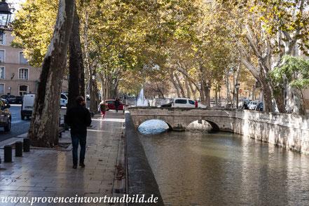 Bild: Nimes, Jardins de la fontaine