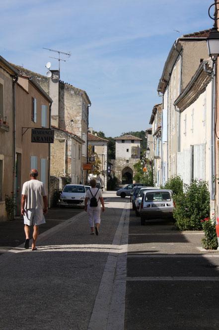 Bild: Vianne im Departement Lot & Garonne