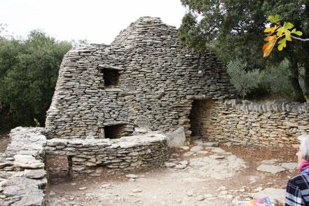 Bild: Schäferei in den Village des Bories Gordes