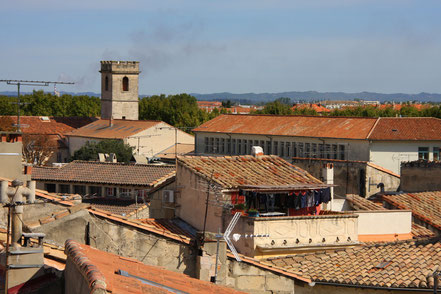 Bild: Blick vom Place de la Major