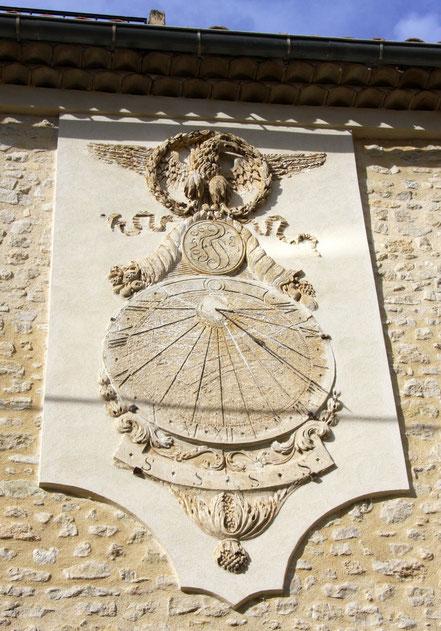 Bild: Saint-Martin-de-Castillon im Vaucluse