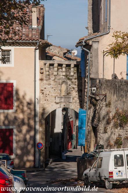 Bild: Malaucéne, Vaucluse, Provence