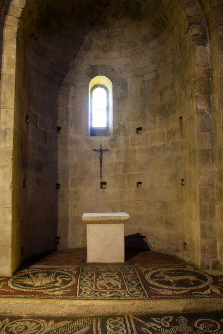 Bild: Prieuré de Notre Dame de Ganagobie