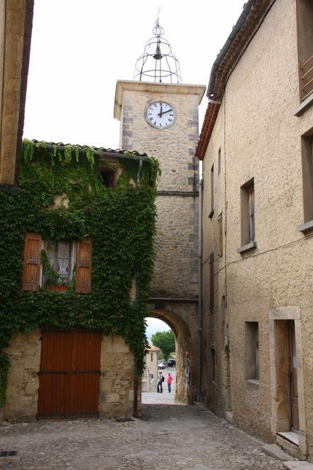 Bild: Lurs in den Alpes de Haute Provence