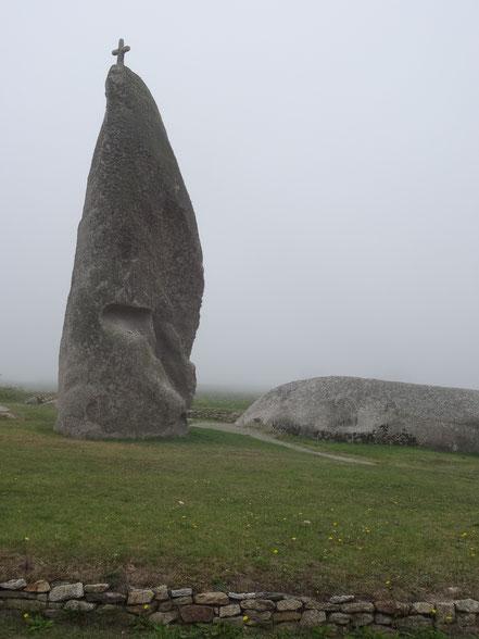 Bild: Nebel verhindert die Aussicht