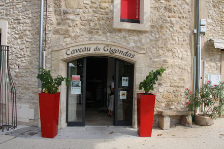Bild: Caveau du Gigondas