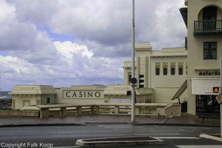 Bild: Casino in Biarritz