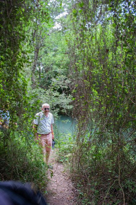 Bild: Sillans-la-Cascade im Departement Var