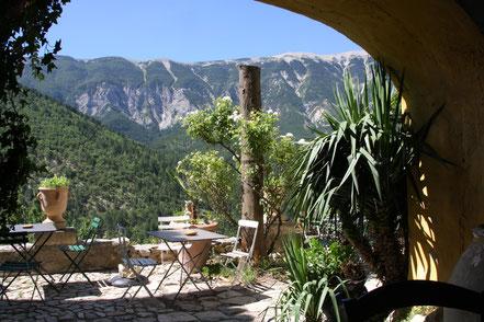 Bild: Brantes am Mont Ventoux