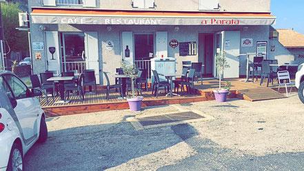 Bild: Restaurant A Parata in Cozzano
