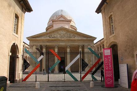 Bild: Hospice de la Vieille Carité du XVII in Marseille