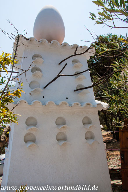 Bild: Casa-Museu Dali, Port Lligat bei Cadaqués, Spanien