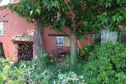 Bild: Haus in Roussillon