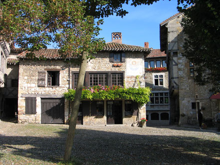 Bild: Pérouges