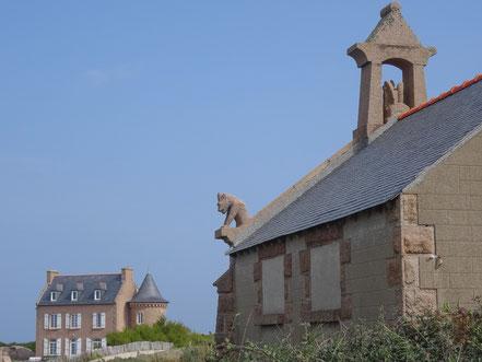 Bild: Chapelle St-Guirec