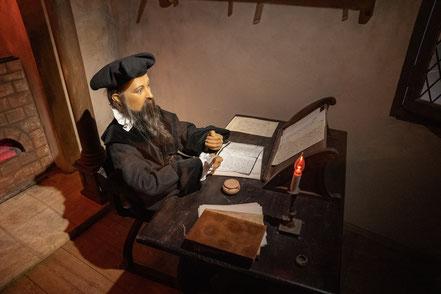 Bild: Salon-en-Provence, Maison de Nostradamus