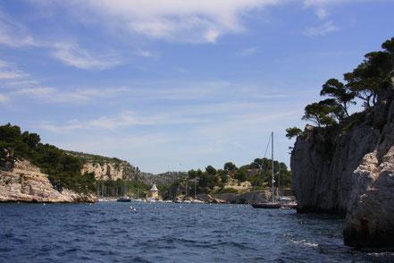Bild: Calanque de Port Miou