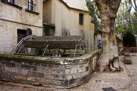Bild: Avignon, Rue des Teinturiers