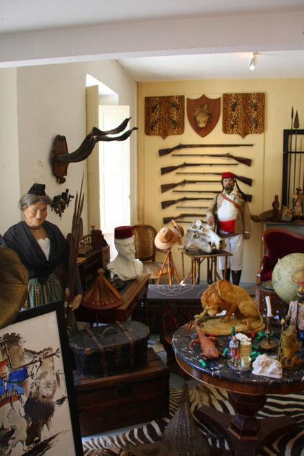 Bild: Musée Souleiado in Tarascon