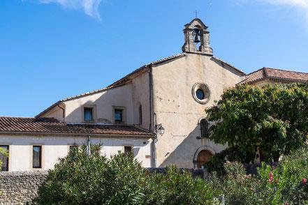 Bild: Bédoin Le couvent des Dominicaines et la chapelle Notre-Dame de Nazareth