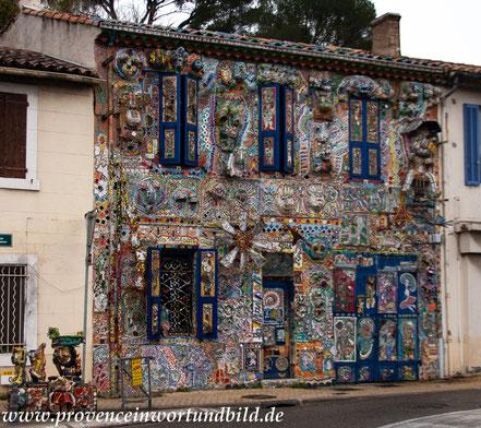 Bild: Danielle Jacqui Haus in Aubagne
