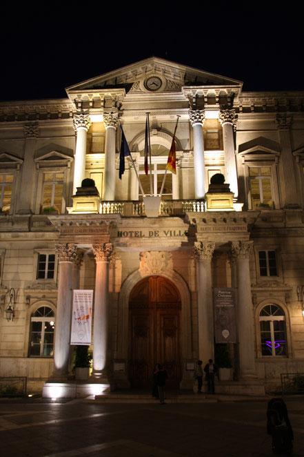 Bild: Avignon, Hôtel de Ville