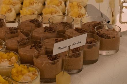 Bild: Rezept Mousse au chocolat