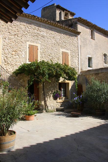 Bild: Domaine de la Bastidonne, Cabrieres D`Avignon
