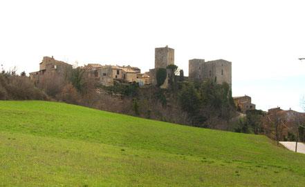 Bild: Blick auf Caseneuve im Vaucluse