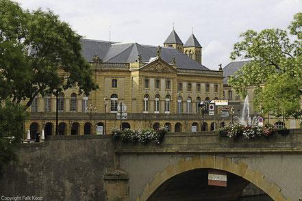 Bild: Opéra-Théâtre am Place de la Comédie in Metz