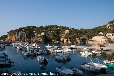 Bild: Wanderung an der Côte Bleue in der Bucht von La Redonne
