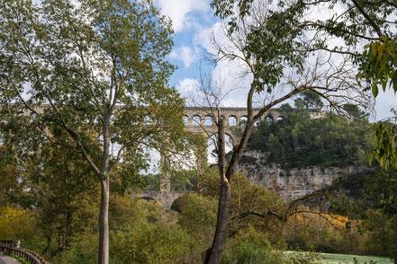 Bild: Aquädukt von Roquefavour bei Ventabren im Bouches du Rhône