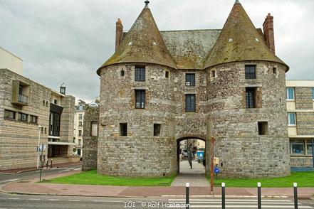 Bild: Burg Dieppe